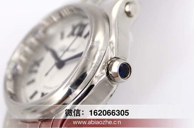 yf萧邦快乐钻女手表5钻测评-肖邦的快乐7YF厂就是假的吗