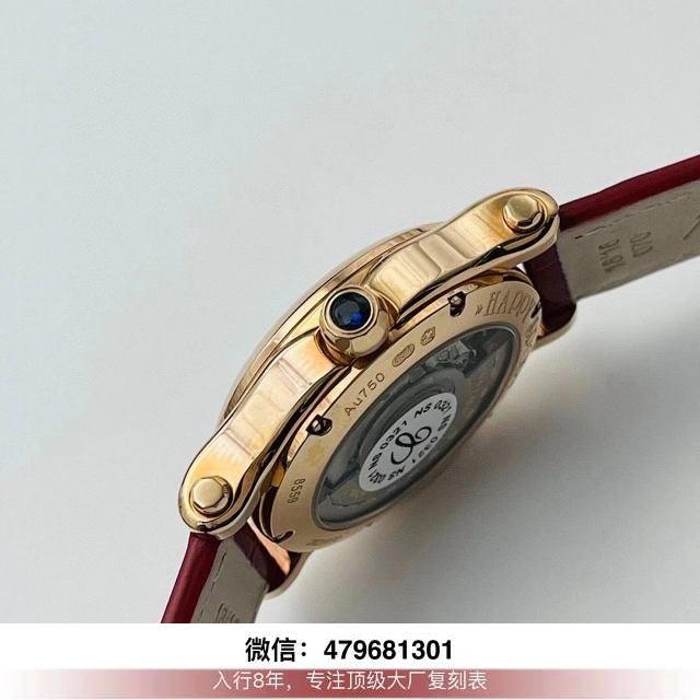 yf厂肖邦快乐钻价格-yf肖邦快乐钻手表中国红鉴定怎么样?  第7张
