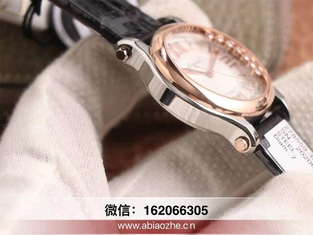 zf肖邦快乐钻石36mm评测_zf厂萧邦快乐钻石是什么机芯