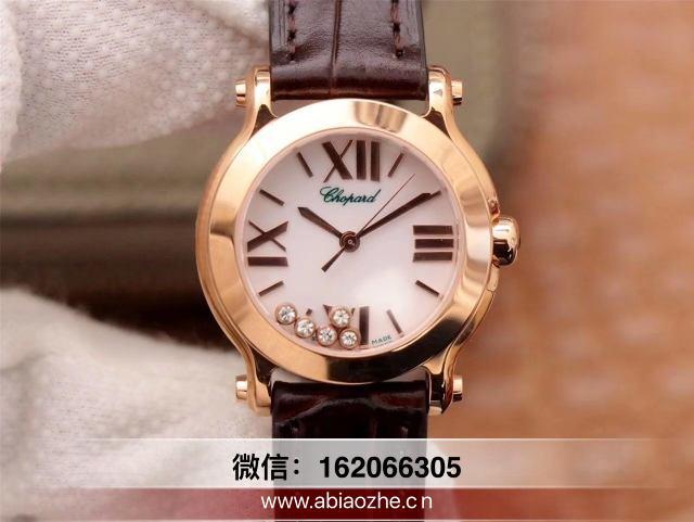 如何分辨zf萧邦快乐钻表款_萧邦快乐钻手表zf和yf哪个厂好