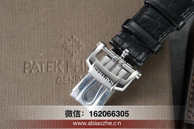 3k百达翡丽鹦鹉螺皮带_3k和pf厂鹦鹉螺5711对比
