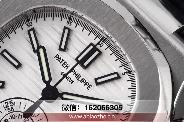 3k百达翡丽鹦鹉螺5711机芯图片_3K鹦鹉螺机芯动力有多久