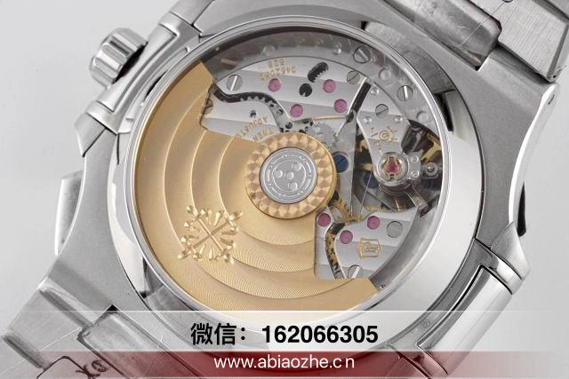 3k鹦鹉螺5980厚度怎么样_3k百达翡丽鹦鹉螺对比正品