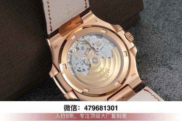 3k厂百达翡丽鹦鹉螺5980-升级款3k鹦鹉螺手表的重量多少克?  第10张
