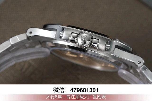 3k厂鹦鹉螺价格-3k和pf厂鹦鹉螺5711对比机芯动力有多久?  第6张