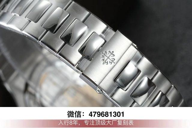 3k厂鹦鹉螺价格-3k和pf厂鹦鹉螺5711对比机芯动力有多久?  第7张