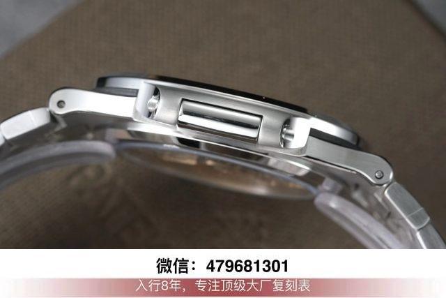 3k厂鹦鹉螺价格-3k和pf厂鹦鹉螺5711对比机芯动力有多久?  第8张