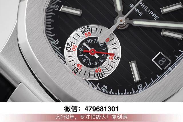 3k厂百达翡丽鹦鹉螺5980-3k鹦鹉使用方法上手视频戴着怎么样?  第7张