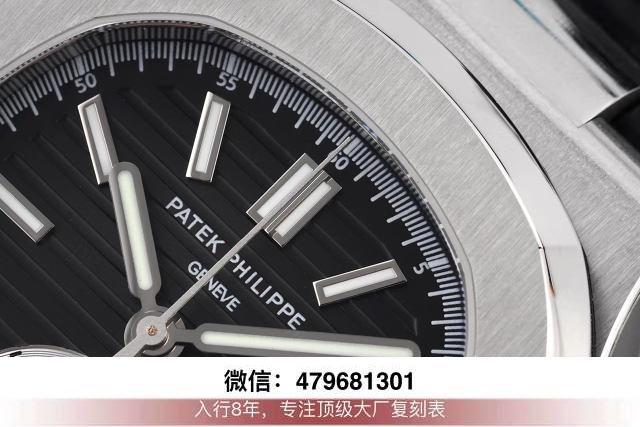 3k厂百达翡丽鹦鹉螺5980-3k鹦鹉使用方法上手视频戴着怎么样?  第5张