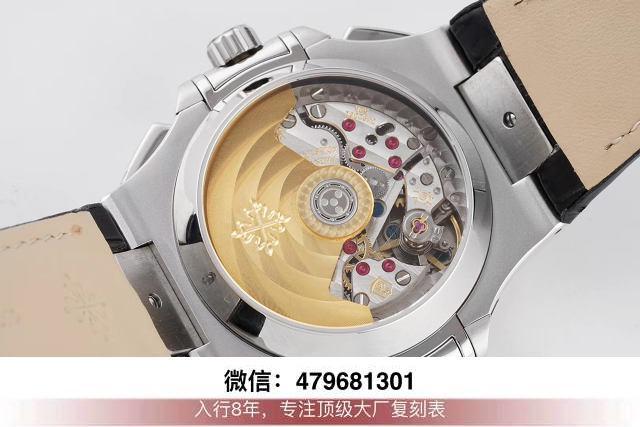 3k厂百达翡丽鹦鹉螺5980-3k鹦鹉使用方法上手视频戴着怎么样?  第10张