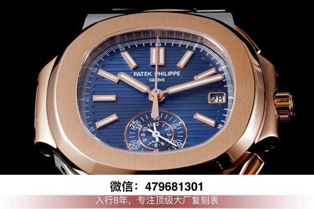 3k厂鹦鹉螺蓝-3k鹦鹉螺最新升级版本复刻腕表厂家信息?  第4张