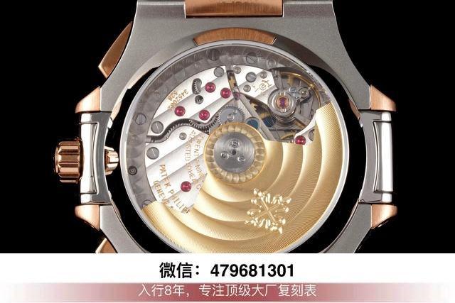 3k厂鹦鹉螺蓝-3k鹦鹉螺最新升级版本复刻腕表厂家信息?  第6张