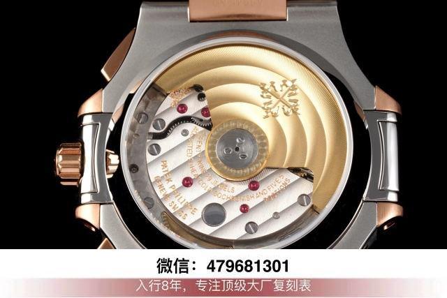 3k厂鹦鹉螺蓝-3k鹦鹉螺最新升级版本复刻腕表厂家信息?  第7张