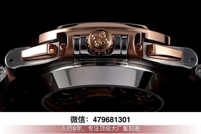 3k厂鹦鹉螺蓝-3k鹦鹉螺最新升级版本复刻腕表厂家信息?  第8张