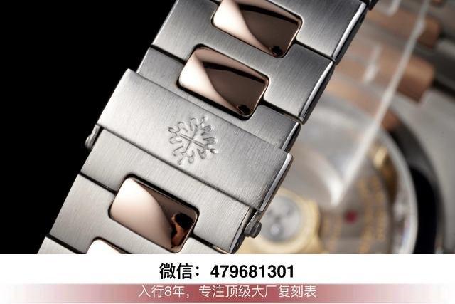3k厂鹦鹉螺蓝-3k鹦鹉螺最新升级版本复刻腕表厂家信息?  第10张