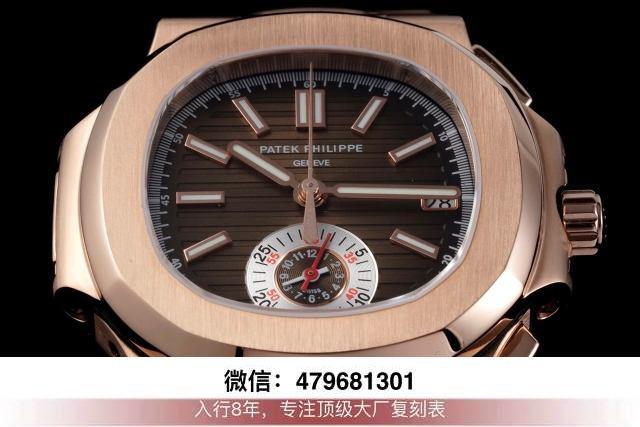3k厂鹦鹉螺玫瑰金-3k厂鹦鹉螺5711对比ppf价钱?  第4张