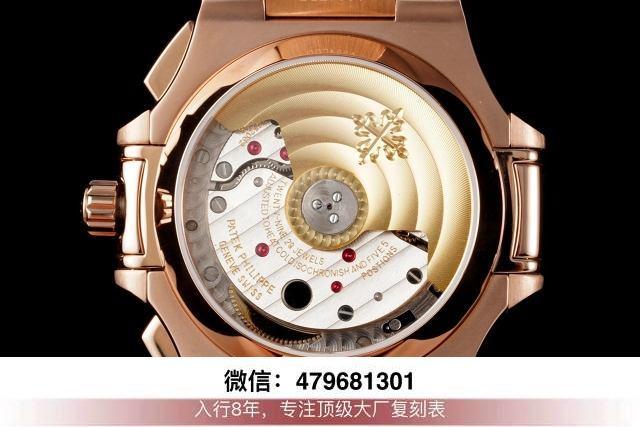 3k厂鹦鹉螺玫瑰金-3k厂鹦鹉螺5711对比ppf价钱?  第6张