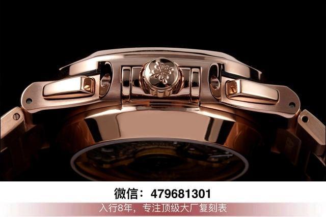3k厂鹦鹉螺玫瑰金-3k厂鹦鹉螺5711对比ppf价钱?  第8张
