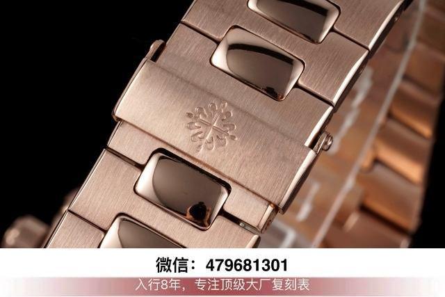 3k厂鹦鹉螺玫瑰金-3k厂鹦鹉螺5711对比ppf价钱?  第9张