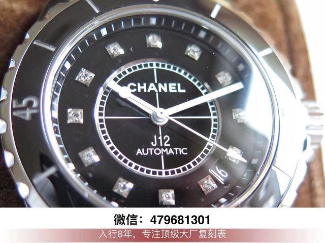 kor厂香奈儿j12陶瓷-kor的香奈儿j12手表缺点能不能防水?  第4张
