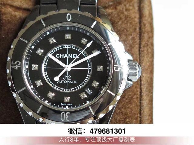 kor厂香奈儿j12陶瓷-kor的香奈儿j12手表缺点能不能防水?  第3张