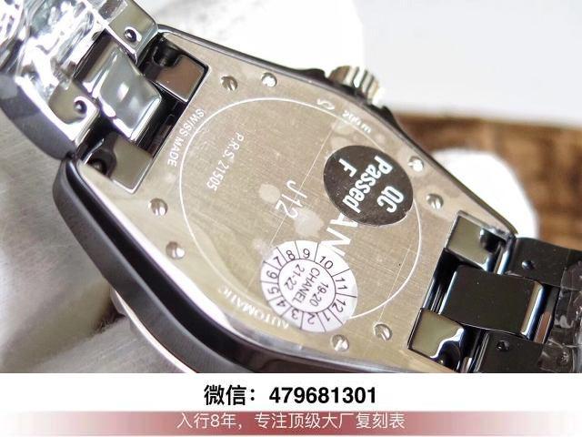 kor厂香奈儿j12陶瓷-kor的香奈儿j12手表缺点能不能防水?  第10张
