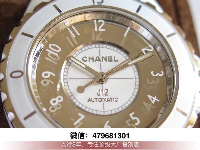 kor厂香奈儿j12机芯-kor和原单品质香奈儿是机械还是石英?  第3张