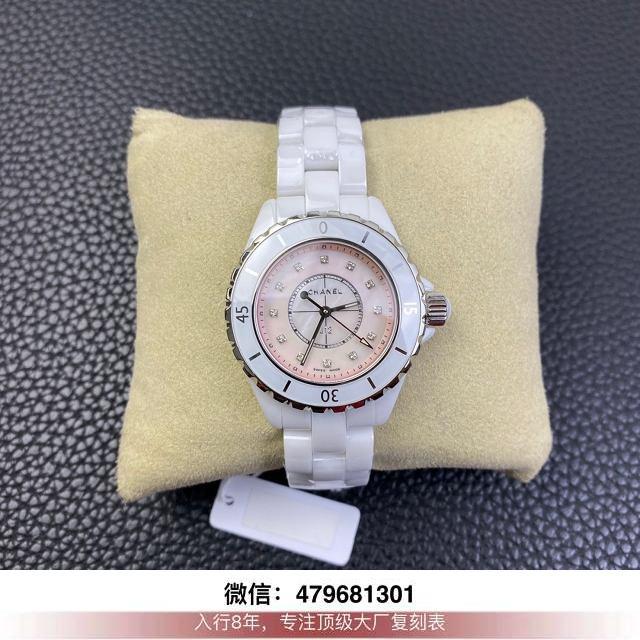 kor厂香奈儿j12评测-香奈儿j12复刻kor在哪买手表多少钱?  第2张
