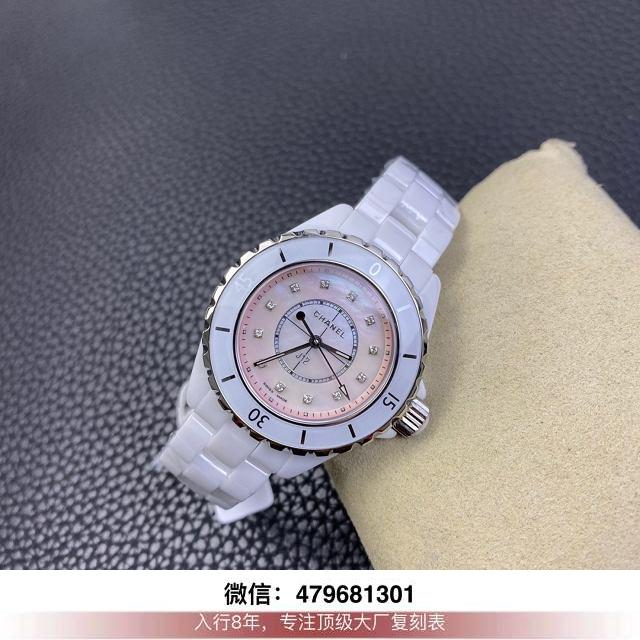 kor厂香奈儿j12评测-香奈儿j12复刻kor在哪买手表多少钱?  第8张