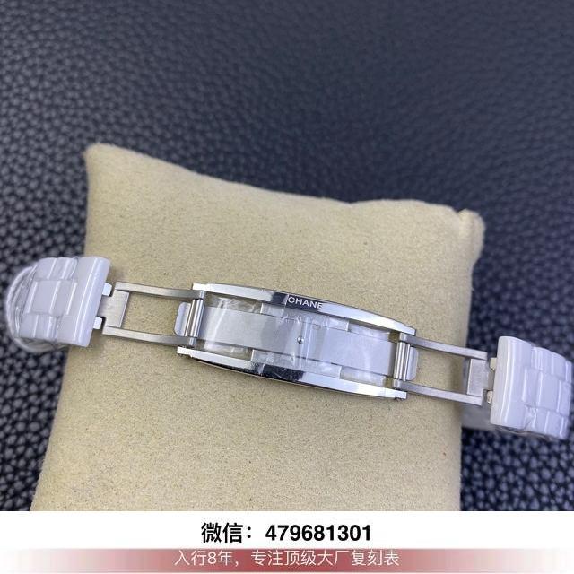 kor厂香奈儿j12评测-香奈儿j12复刻kor在哪买手表多少钱?  第10张