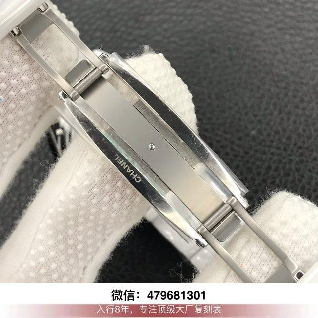 kor厂香奈儿j12陶瓷-kor的香奈儿j12和正品对比限量什么价?  第8张