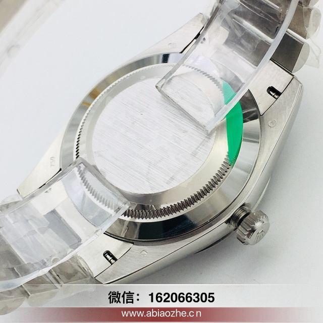 ew蓝盘日志3235机芯调时间_ew劳力士日志36评测视频