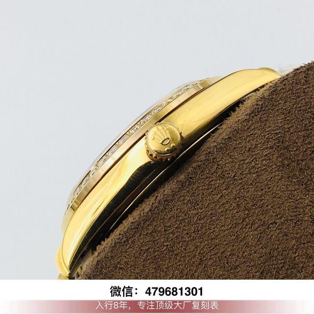 ew厂日志3235-ew的劳力士金日志是什么表带?  第5张