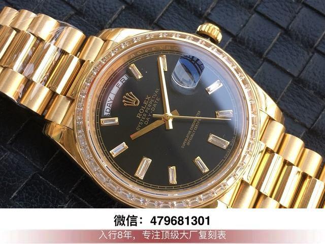 ew和bp厂劳力士日志-ew日志金绿双历36mm手表有没有?  第5张