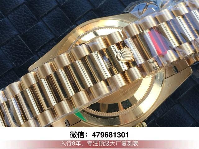 ew和bp厂劳力士日志-ew日志金绿双历36mm手表有没有?  第9张