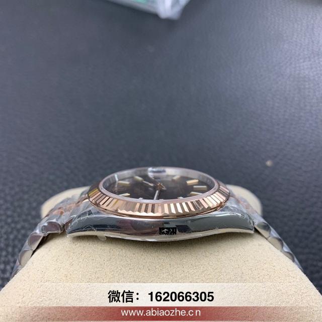 劳力士复刻日志表ew厂生产的如何_ew陶瓷盘日志怎么样辨别