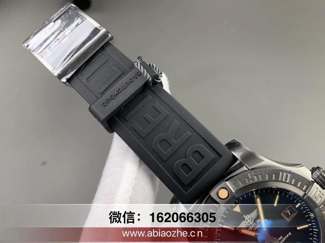gf厂黑鸟评测-gf百年灵复仇者黑鸟v3价格多少钱?