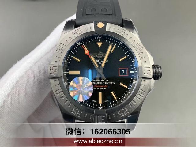 手表分析:XF厂真力时青铜大飞V3版「图文评测」,多图详解