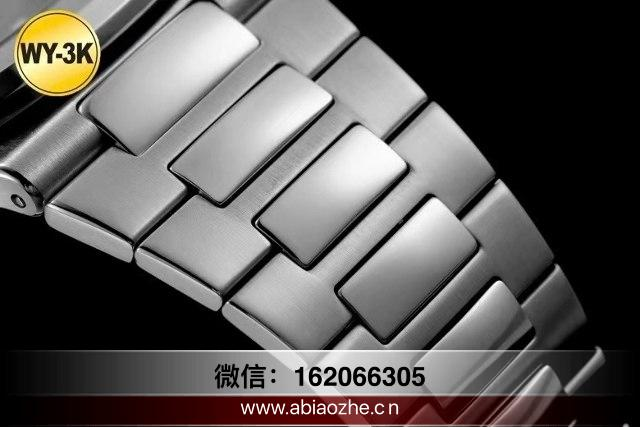 3K鹦鹉螺照片解析-3K厂百达翡丽Cal.324机芯对比正品怎样?