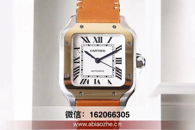 AF厂卡地亚伦敦复刻表评测-AF厂卡地亚伦敦腕表能过专柜吗?