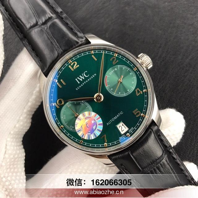 手表分析:zf厂万国葡七时间准吗