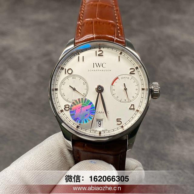 腕表测评:zf厂万国葡七不同的版本