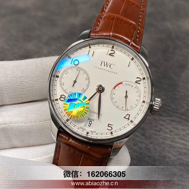 手表分享:yl万国葡萄牙七日链  第4张