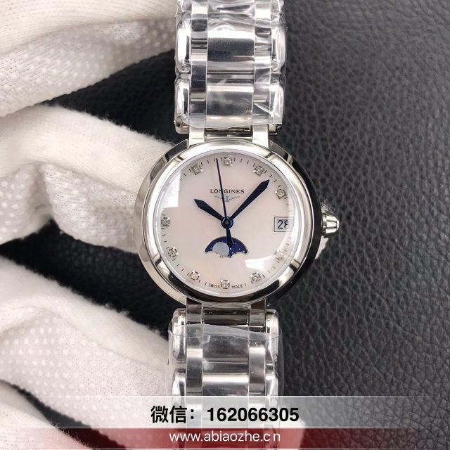 手表分析:GS厂浪琴马术骑仕女表和原版正品有差别吗?
