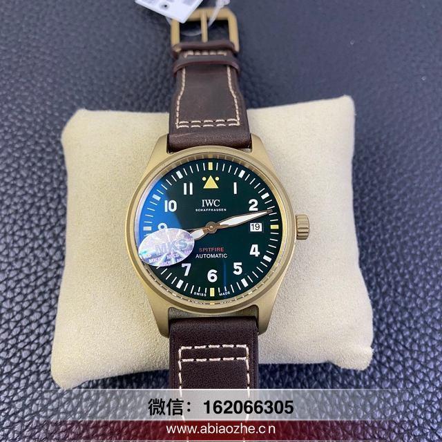 手表鉴赏:MKS厂万国飞行员IW326801值不值得买?