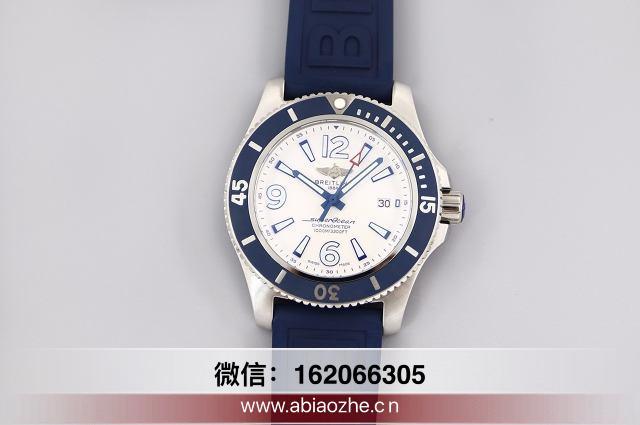 复刻表拆解:GF厂百年灵超级海洋M1739313会不会一眼假?