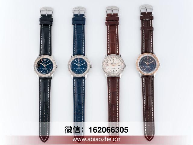 手表拆解:V7厂百年灵航空计时1对比正品会不会一眼假?