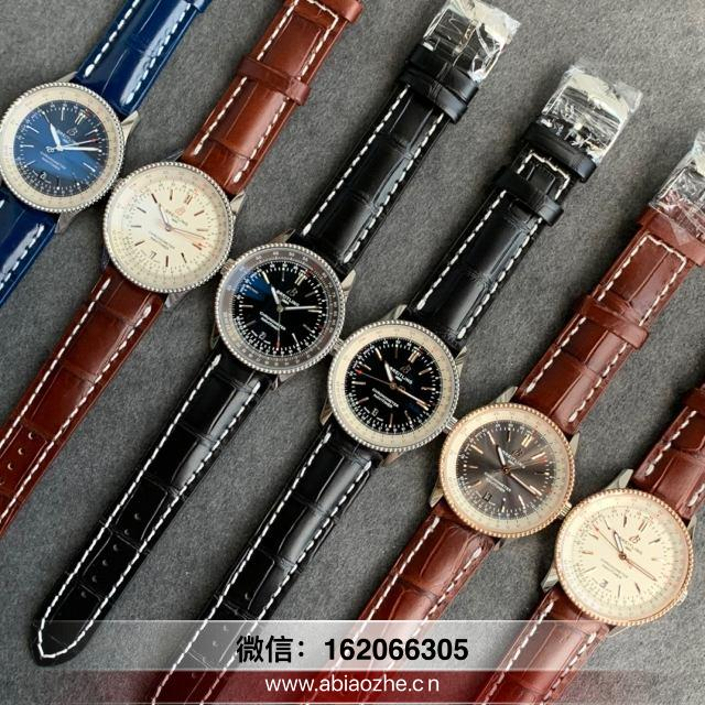 手表解析:TF厂百年灵复仇者航空计时41蓝盘质量如何?