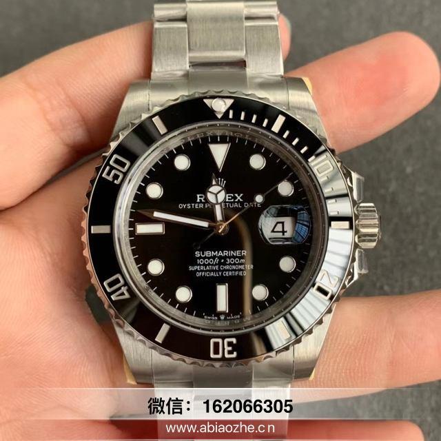 手表分享:N厂劳力士水鬼测评质量怎么样?