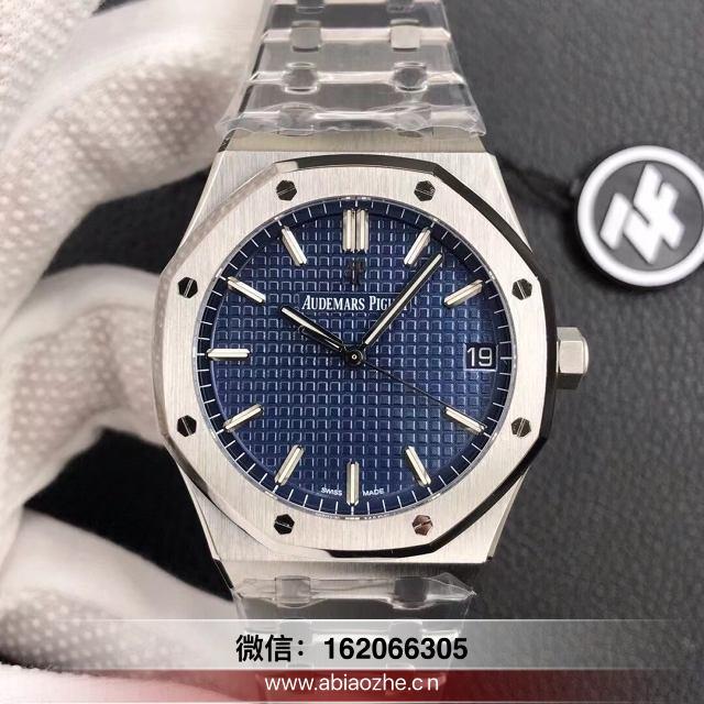 手表品鉴:ZF厂爱彼皇家橡树15500真的质量怎么样?